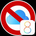 iCloud Warnung unter iOS 8