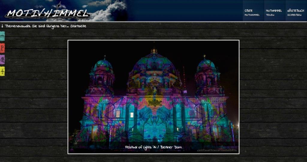 MOTIVHIMMEL - Eine Reise durch die Welt der Bilder